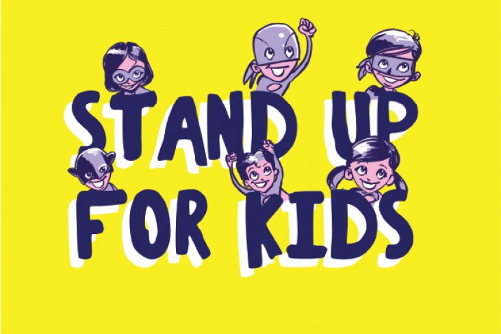 Stand Up For Kids Square