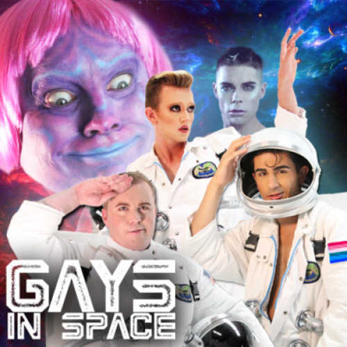 Gays in Space Q theatre