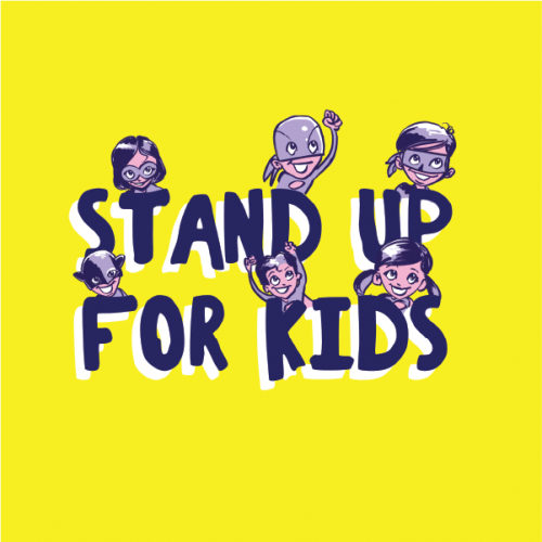 Stand Up For Kids - Q Theatre Square