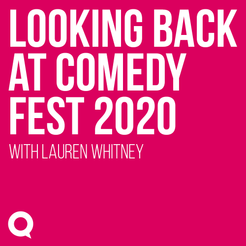 Looking back comedy fest - Q Theatre